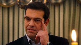 Konfrontation mit Europa: Tsipras distanziert sich von Russland-Sanktionen