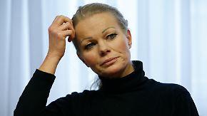 Pegida-Führung zerfällt: Kathrin Oertel streicht die Segel
