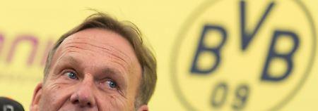 """""""Vielleicht bin ich stur oder dickschädlig"""": BVB-Geschäftsführer Hans-Joachim Watzke."""