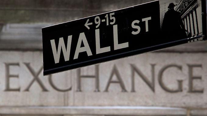 Der Dow Jones schloss mit 17.417 Punkten - 1,3 Prozent im Plus.