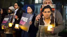 Raif Badawi sitzt seit fünf Jahren in Haft.