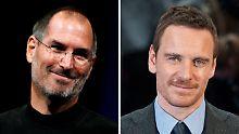 Drehbeginn für Apple-Streifen: Michael Fassbender mimt Steve Jobs
