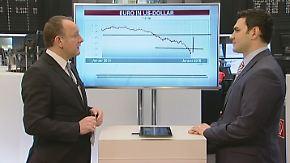 n-tv Zertifikate: Wie tief kann der Euro fallen?