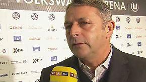 """Klaus Allofs zum Rückrundenstart: """"Das wird ein emotionaler Moment sein"""""""