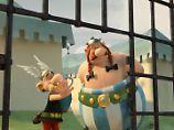 """""""Im Land der Götter"""": Asterix gegen die Romanisierung Galliens"""