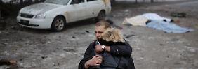 Krieg statt Frieden in Ostukraine: Not der Bevölkerung wird immer größer