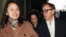 """Hat mich unter Druck gesetzt"": Soon-Yi beschuldigt Mia Farrow massiv"