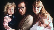 """""""Öffentliche Hysterie"""": Moses Farrow verteidigt Vater Woody Allen"""