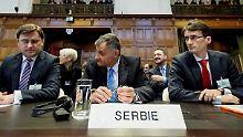 Kein Völkermord an Kroaten: Gerichtshof spricht Serbien frei