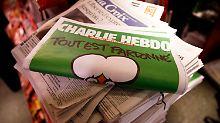 Charlie-Hebdo-Besitzer im Visier: Pakistaner setzt Kopfgeld auf Franzosen aus