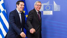 Tour durch Europa: Tsipras und Varoufakis starten Charmeoffensive