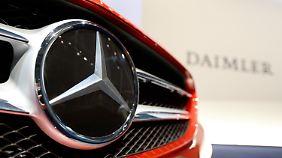 Rekord-Dividende für Anleger: Zetsche bringt Daimler wieder in die Spur