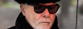 Sexueller Missbrauch: Gericht spricht Gary Glitter schuldig