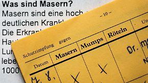 Unterschätzte Krankheit: Zahl der Masern-Infektionen schnellt in Berlin nach oben