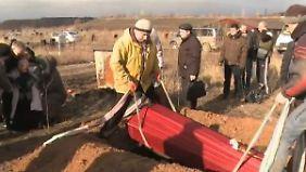 Krieg in der Ukraine: Granaten treffen immer häufiger Zivilisten