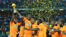 Elfenbeinküste schlägt Ghana: Elfmeterkrimi entscheidet Afrika-Cup-Finale