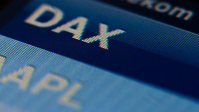 Selbst ein kleiner Gewinn von gerade einmal 0,1 Prozent reichte für einen neuen Schlussrekord beim Dax.