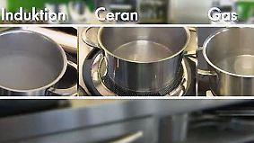 n-tv Ratgeber: Kochfelder im Vergleich: Induktion, Ceran oder Gas?