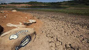 Ohne Wasser keine Paraden: Karneval fällt im Süden Brasiliens wegen Dürre aus