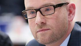 Peter Tauber ist Hesse und seit Dezember 2013 Generalsekretär der CDU.