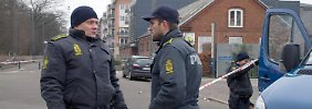 """Zynischer Akt der Gewalt"": Dänische Polizei erschießt Attentäter"