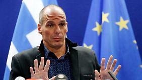 Keine Annäherung in Sicht: Eurogruppe setzt Griechenland neue Frist