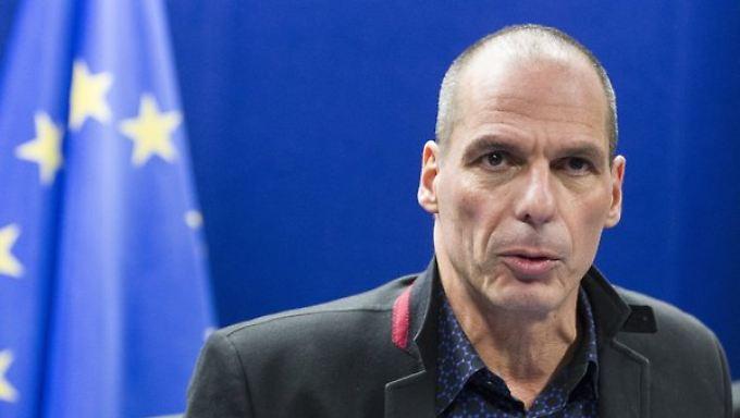 Finanzminister Yanis Varoufakis schürt neue Hoffnungen.