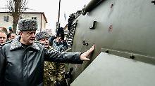 Separatisten stürmen Debalzewe: Kommt jetzt die Zeit für Waffenlieferungen?