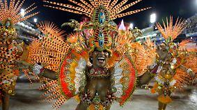 Rhythmus im Blut: Kölner darf beim Karneval in Rio trommeln