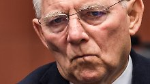 Reformen für Griechenland: Schäuble träumt von Kleptokraten