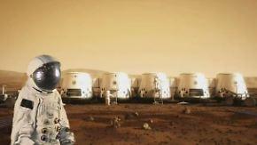 Expedition ohne Wiederkehr: Zwei Deutsche unter den letzten 100 Mars-Bewerbern