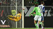 VfL Wolfsburg - Hertha BSC 2:1 (1:1)