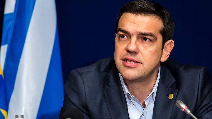Griechenlands Ministerpräsident Alexis Tsipras.