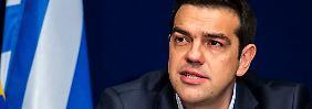 Athen legt Liste vor: Tsipras hat eine Chance verdient