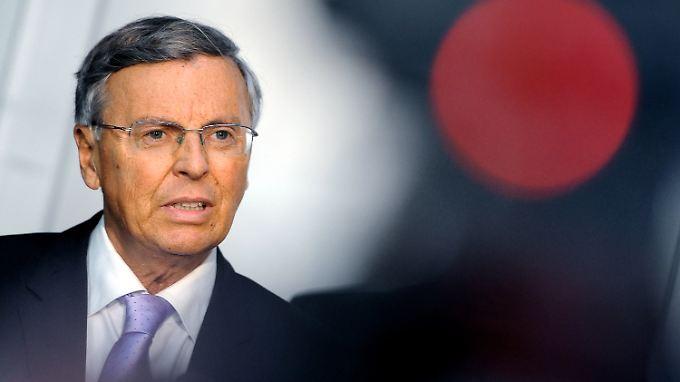 Bosbach sitzt seit mehr als 20 Jahren für die CDU im Bundestag.