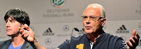 """""""So kann man keine WM spielen"""": Beckenbauer kritisiert Nationalspieler hart"""