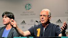 """""""So kann man keine WM spielen"""": Beckenbauer wettert gegen Nationalspieler"""