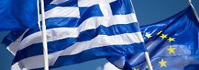 Post aus Griechenland: Athen reicht Reformpläne in Brüssel ein