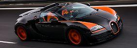 Nachfolger wird noch rasanter: Bugatti verkauft letztes Veyron-Modell