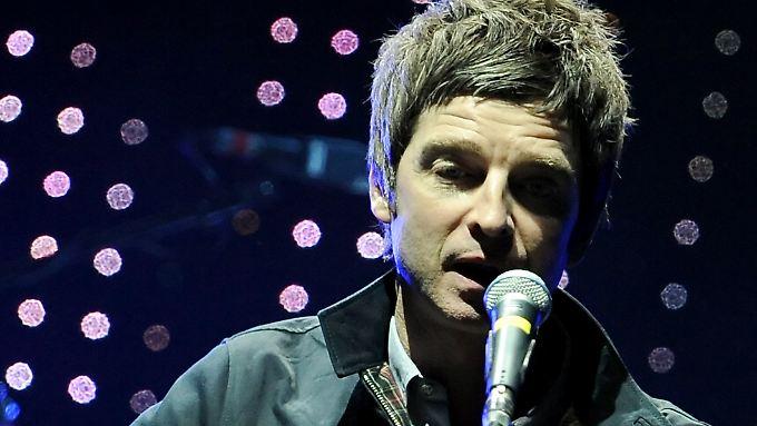 Im März live in Deutschland: Noel Gallagher.