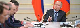 Drehbuch für den Umsturz: Hat Putin den Ukraine-Krieg lange geplant?