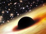Das Massemonster sitzt im Herz einer aktiven Galaxie: künstlerische Darstellung des Schwarzen Loches.