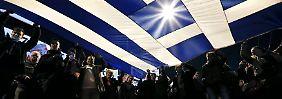 """Abstimmung im Bundestag: """"Athen hat seine Chance nicht genutzt"""""""