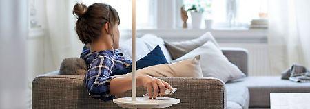 Möbel ab April im Handel: Ikea setzt auf kabellose Akku-Aufladung