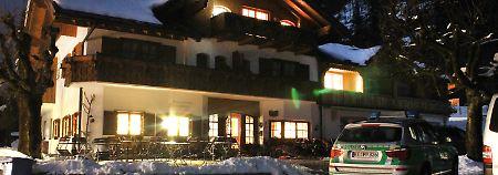 In diesem Hotel attackierte der junge Mann seinen Onkel.