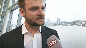 """Evan Sharp im n-tv Interview: """"Wir sehen Pinterest als visuelle Suchmaschine"""""""