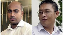 """Canberra """"schlicht empört"""": Australier in Indonesien kurz vor Hinrichtung"""