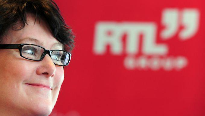 Anke Schäferkordt - Vorstandschefin von RTL.