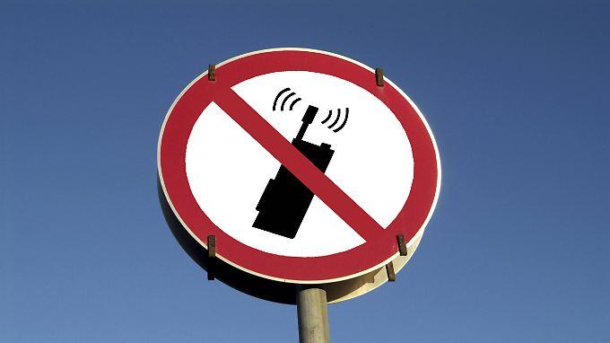 Die Ergebnisse der Untersuchung lassen noch keine eindeutigen Rückschlüsse auf die Benutzung von Mobiltelefonen zu.