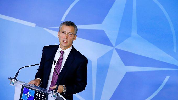 Als Nato-Generalsekretär ist Jens Stoltenberg auch für die zweifelhaften Lageeinschätzungen seines Oberbefehlshabers Philip Breedlove verantwortlich.